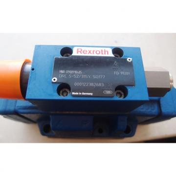REXROTH 3WE 10 A3X/CG24N9K4 R900592014 Directional spool valves